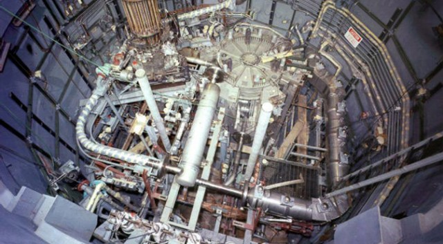 Molten salt nuclear reactor that eats radioactive waste gets funded