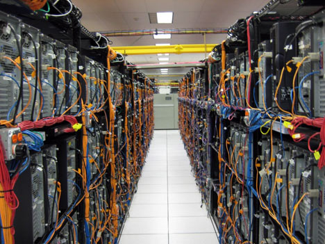 What should you do with old servers and outdated data center equipment?
