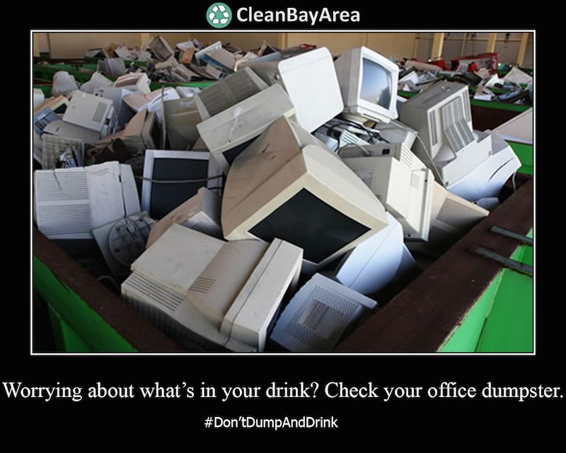 Worrying about what's in your drink?