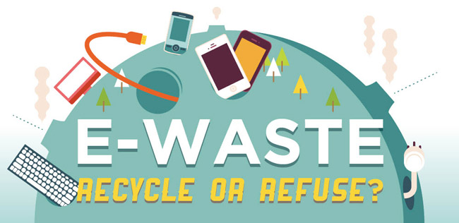 How to Reduce Ewaste