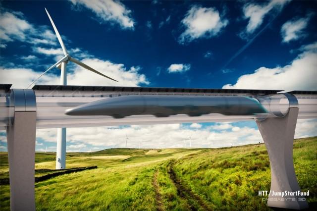 Elon Musk's speed-of-sound Hyperloop is actually being built