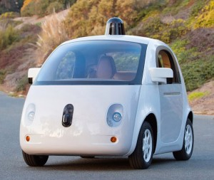 Self-driving cars don't look like this any more