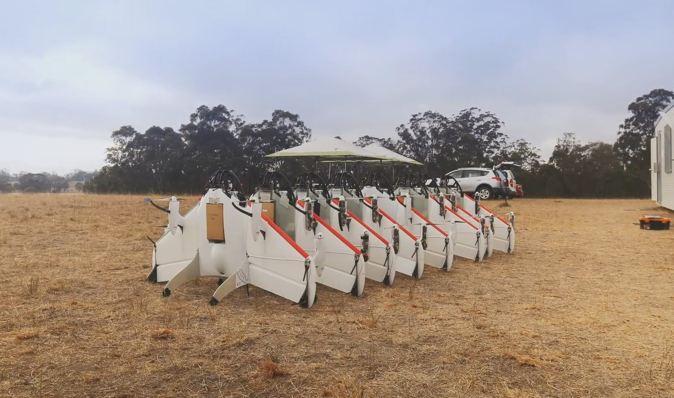 Google X, Project Wing prototype drones