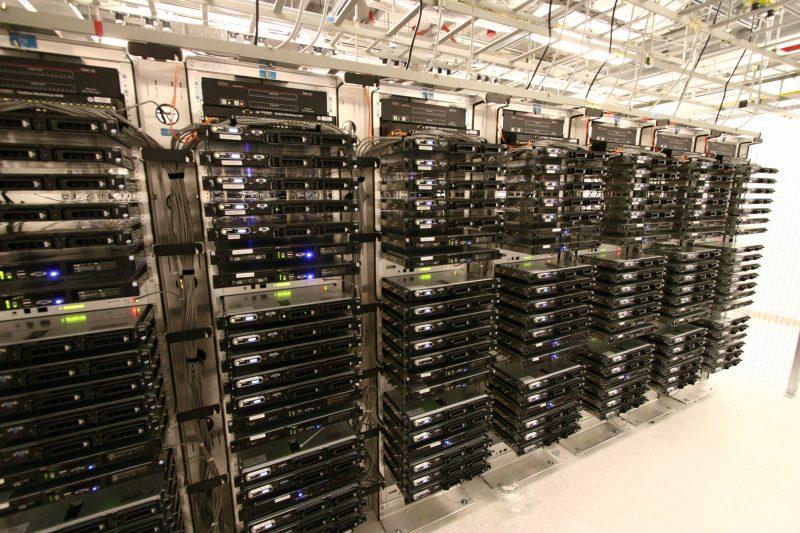 Upgrading to energy-efficient servers